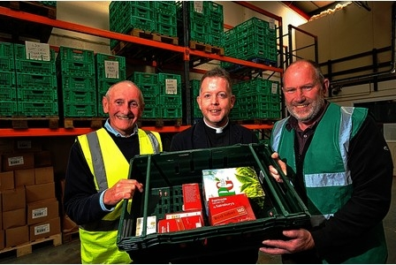 FareShare founder retires after successful decade at the helm