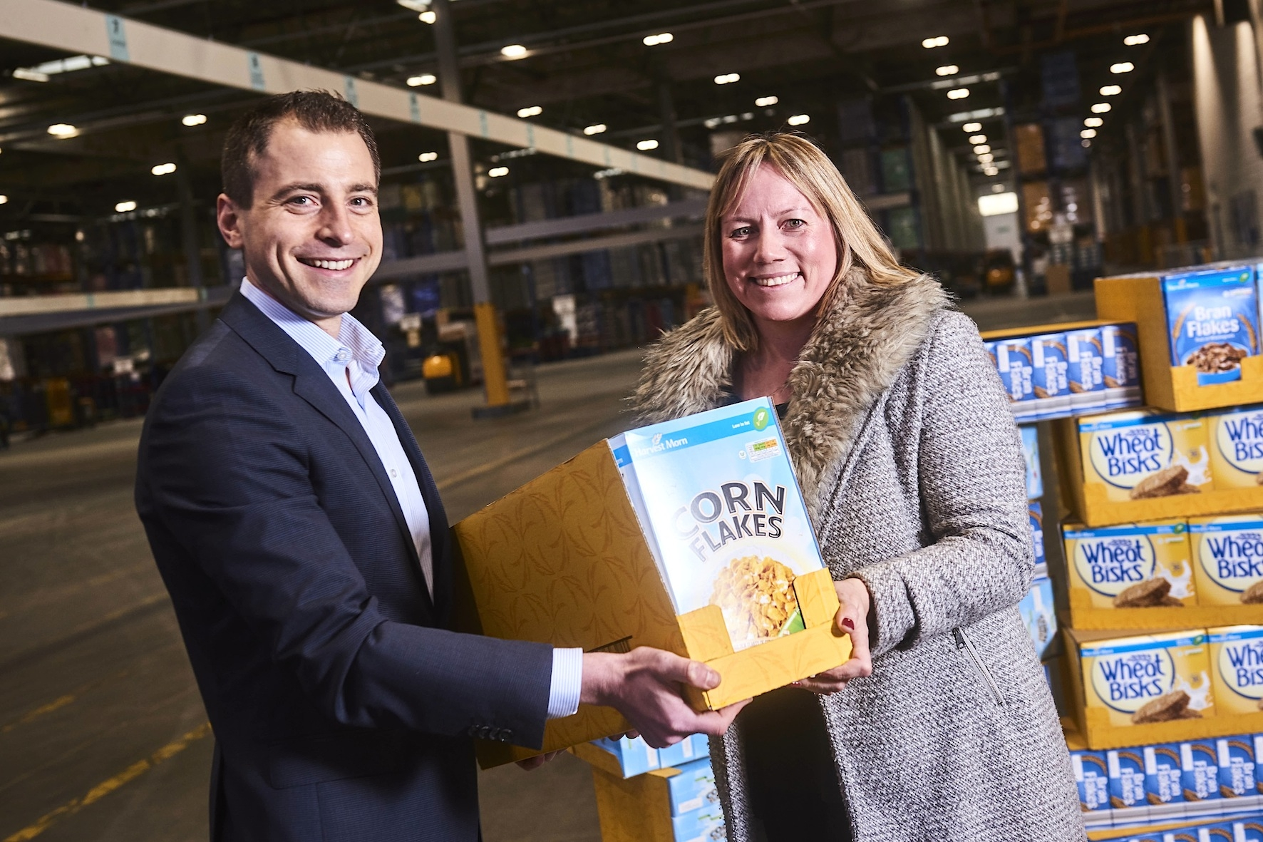 Aldi helps FareShare support 1,000 hungry schoolchildren