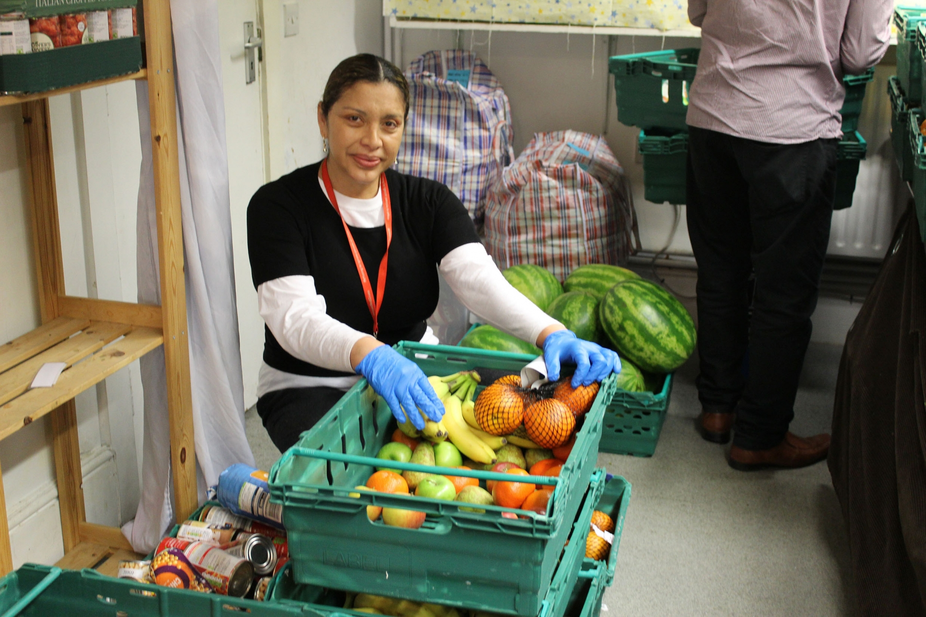 FareShare Midlands Backs National Campaign to End Scandal of Unsold Food Being Wasted