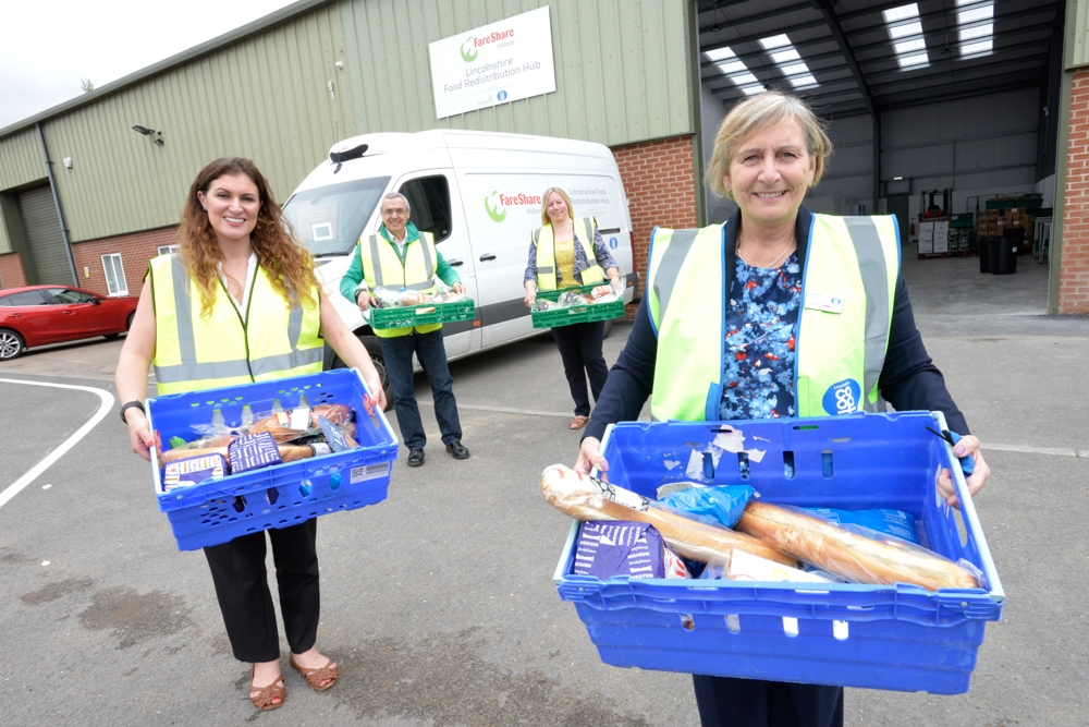 Fight Hunger and Food Waste! FareShare Lincoln Hub Needs Members and Volunteers