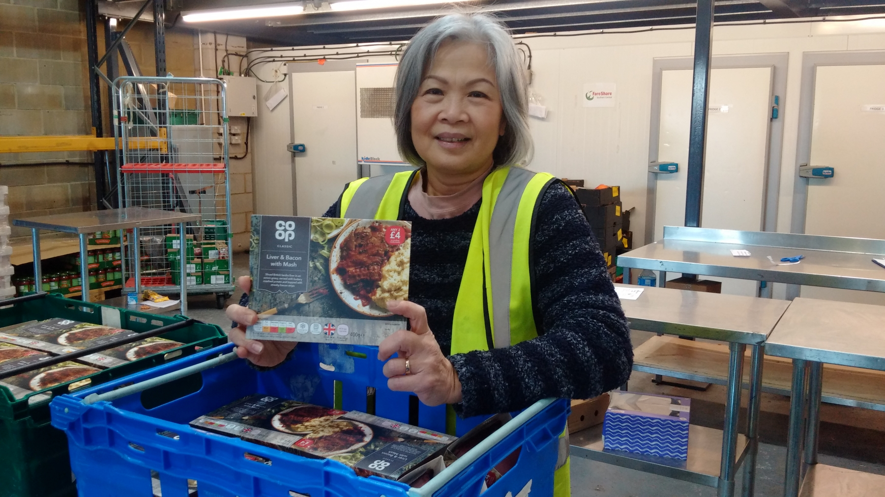 Surplus food demand grows 62% during last 12 months